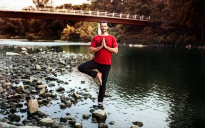 One-Minute Tree Pose: Gain the Power of Strength & Stability